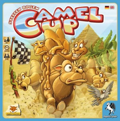 Cover Camel Up