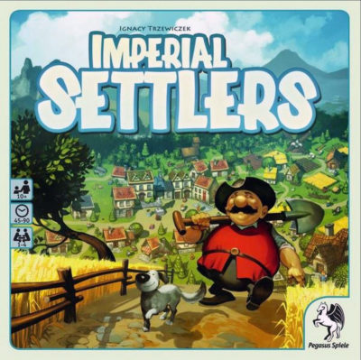 Cover Imperial Settlers