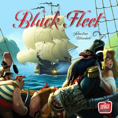 Cover Black Fleet