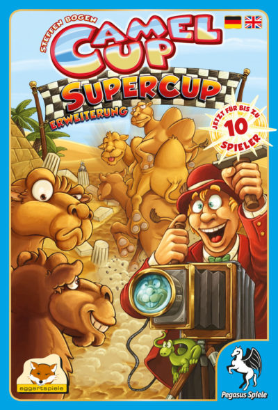 Cover Camel Up Supercup