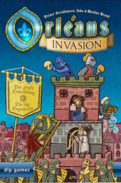 Cover Orléans: Invasion