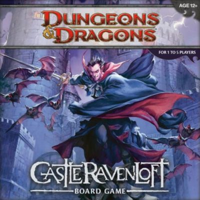 Cover Castle Ravenloft