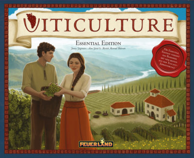 Cover Viticulture Essential Edition