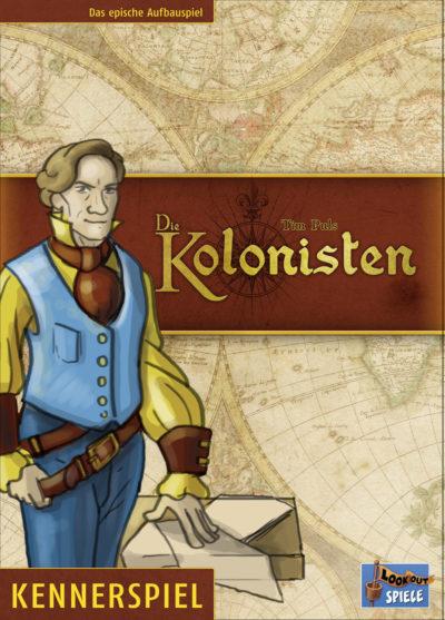 Cover Die Kolonisten