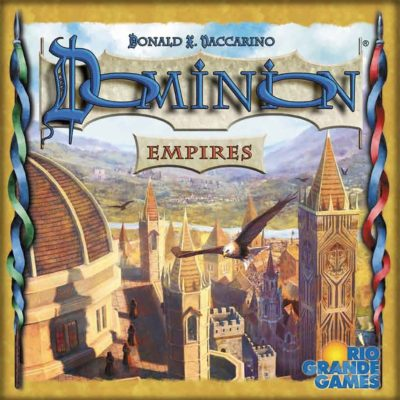 Cover Dominion: Empires