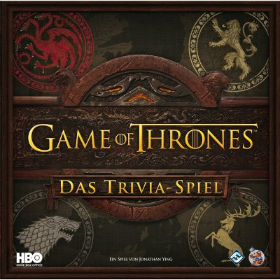 Cover Game of Thrones: Das Trivia-Spiel