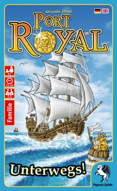 Cover Port Royal Unterwegs!