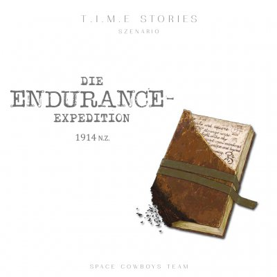Cover T.I.M.E Stories: Die Endurance Expedition