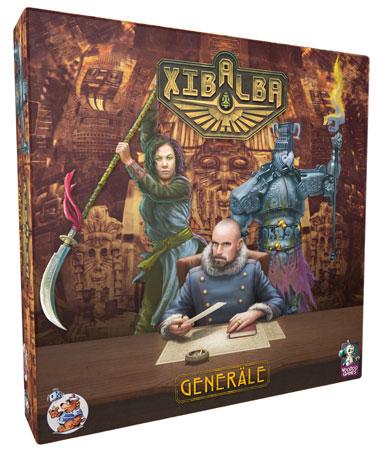 Cover Xibalba: Generäle