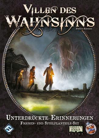 Cover Villen des Wahnsinns: 2. Edition – Unterdrückte Erinnerungen