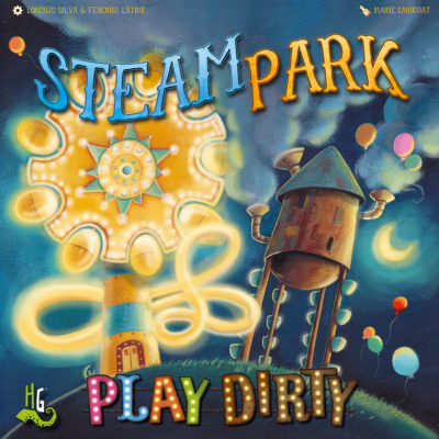 Cover Steam Park: Play Dirty