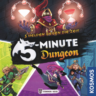 Cover 5-Minute Dungeon