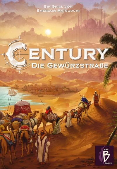 Cover Century: Die Gewürzstraße