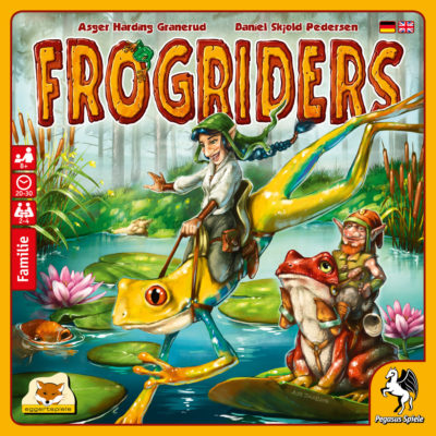 Cover Frogriders