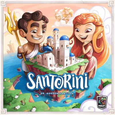 Cover Santorini