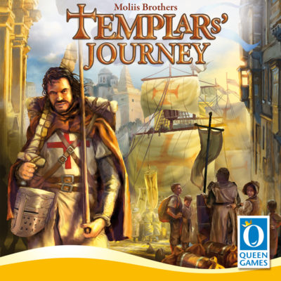 Cover Templars' Journey