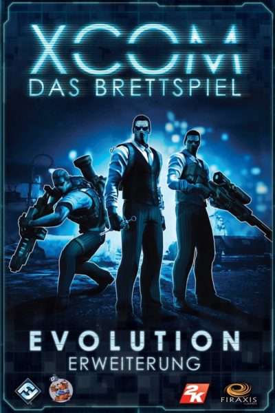 Cover XCOM: Evolution