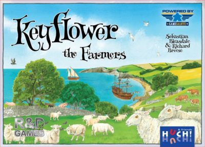Cover Keyflower: The Farmers