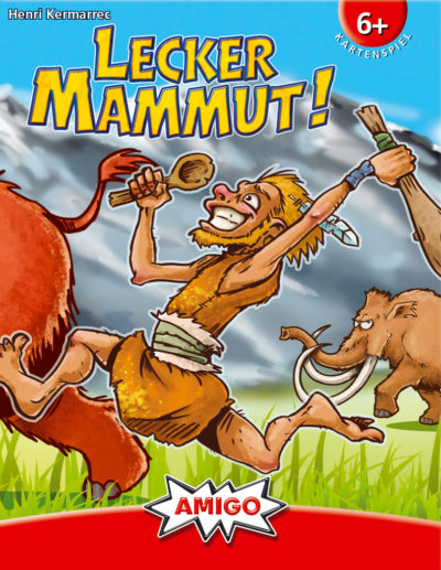 Cover Lecker Mammut!