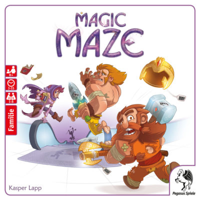 Cover Magic Maze