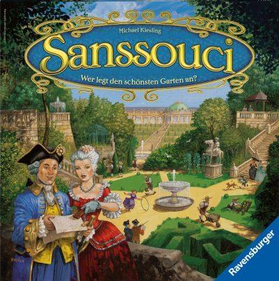 Cover Sanssouci