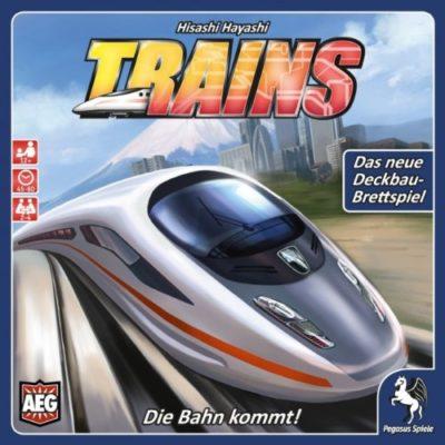 Trains – Die Bahn kommt!
