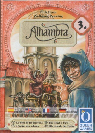Der Palast von Alhambra: Die Stunde der Diebe