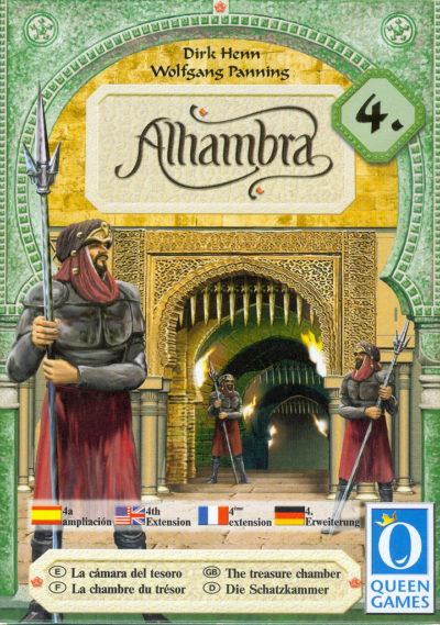 Der Palast von Alhambra: Die Schatzkammer des Kalifen