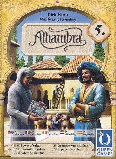 Cover Der Palast von Alhambra: Die Macht des Sultans