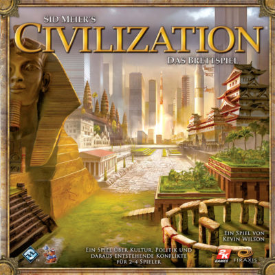 Cover Civilization