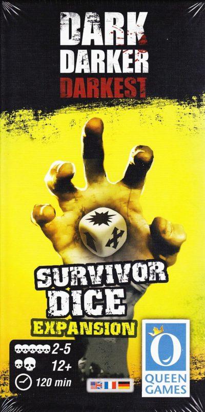 Cover Dark Darker Darkest: Dice Set