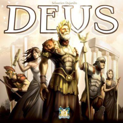 Cover Deus