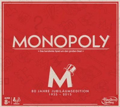 Monopoly (80 Jahre Edition)