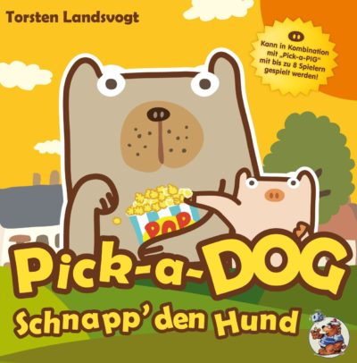 Pick-a-DOG: Schnapp den Hund