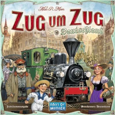 Zug um Zug Deutschland
