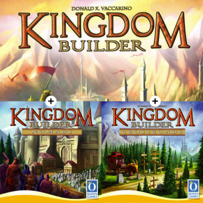 Kingdom Builder inkl. Erweiterungen (Bundle)