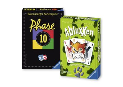 Phase 10 und Abluxxen (Bundle)
