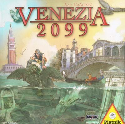 Cover Venezia 2099