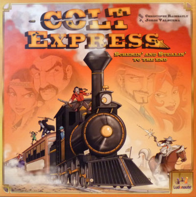Cover Colt Express
