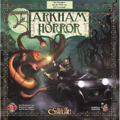 Arkham Horror (Zweite Edition)