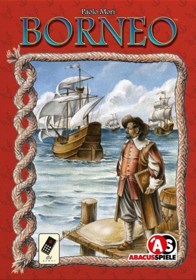 Cover Borneo