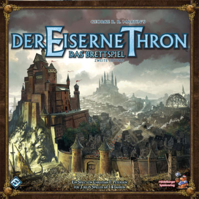 Der Eiserne Thron – Das Brettspiel