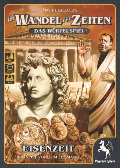 """Im Wandel der Zeiten: Das Würfelspiel """"Eisenzeit"""""""
