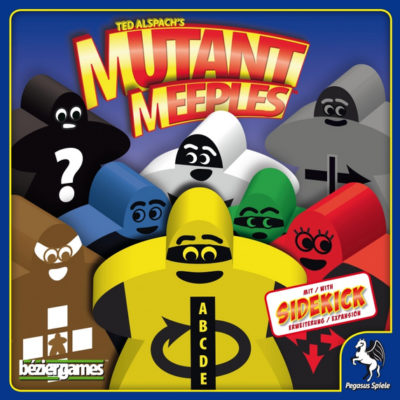 Cover Mutant Meeples