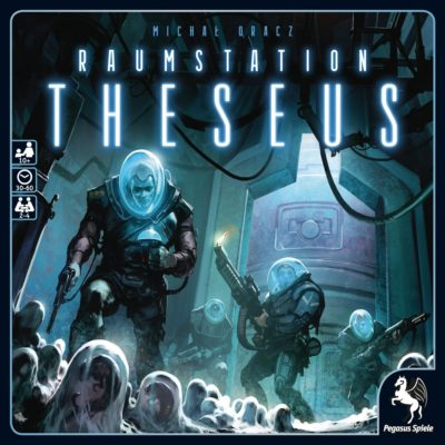 Cover Raumstation Theseus