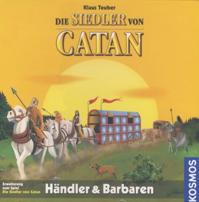 Catan: Händler & Barbaren