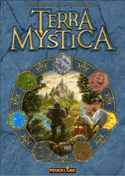 Cover Terra Mystica
