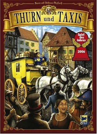 Cover Thurn und Taxis