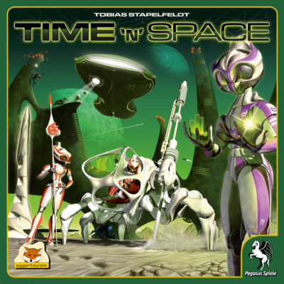 Cover Time'n'Space