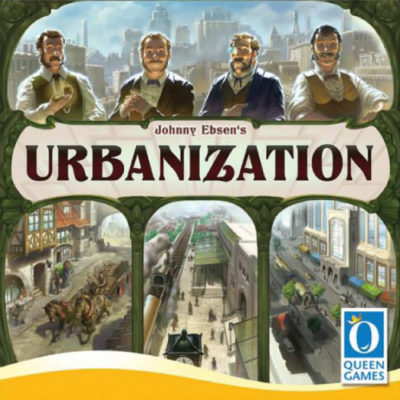 Cover Urbanization
